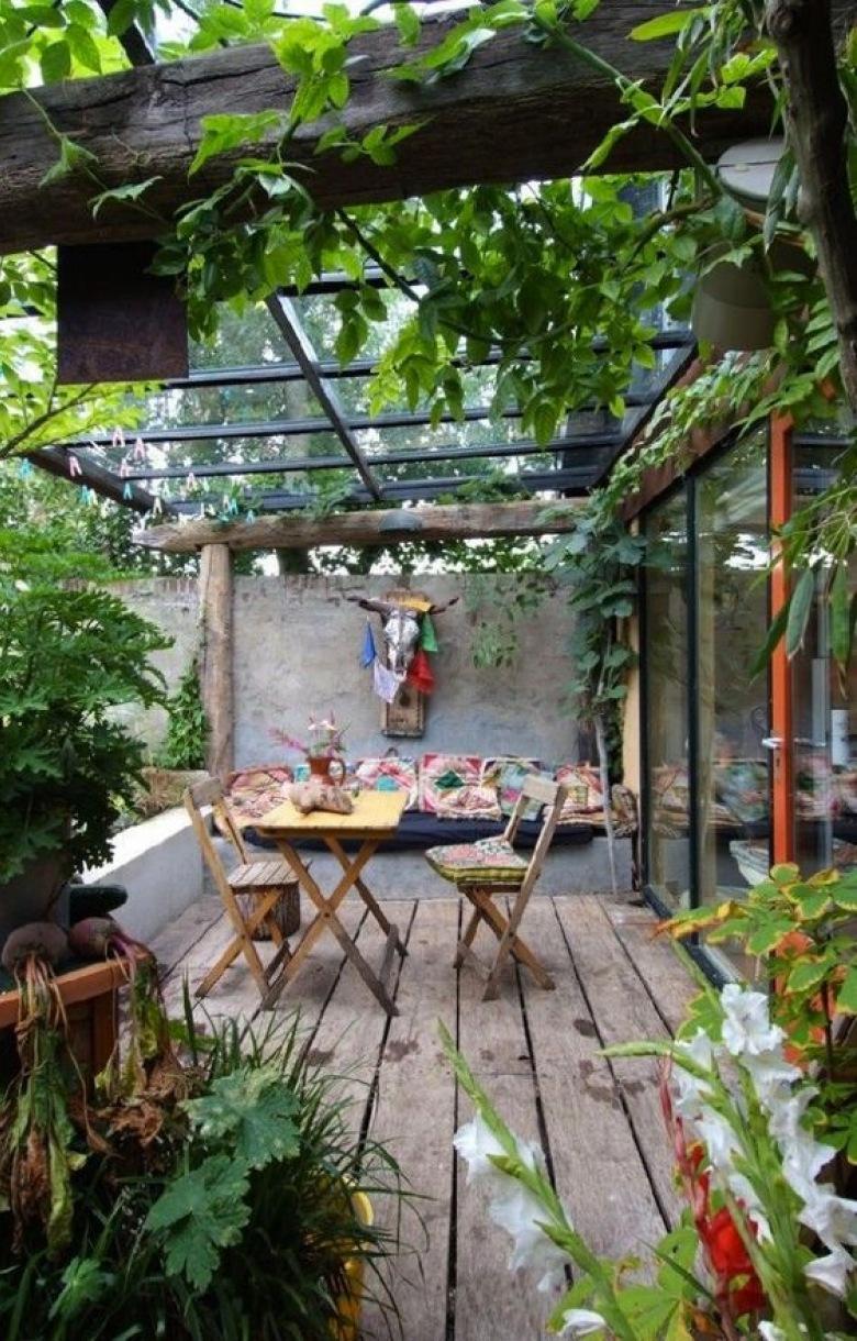 Ogrodowe inspiracje na poprawę humoru, czyli jak przygotować na lato swój balkon, werandę, ogródek :) ()