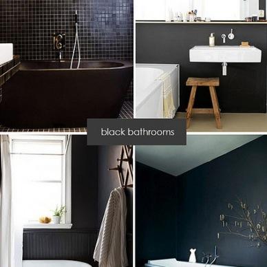 Jak urządzić łazienkę w czerni - piękne aranżacje pełne elegancji i klasy