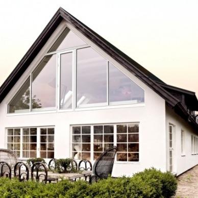 Skandynawski, rodzinny dom Marie Ingrid urządzony z duszą i artyzmem