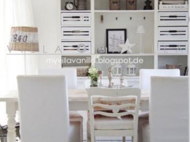 Jak urządzić wnętrze w kolorze waniliowym, białym i ecru :)Inspiracje i i ulubione aranżacje