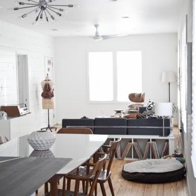 Before & after, czyli inspirująca aranżacja długiego i wąskiego mieszkania