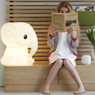 MrMaria :: Lampa Anana w kształcie słonika