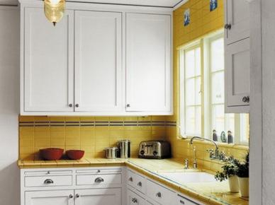 Piękne małe kuchnie (15263)