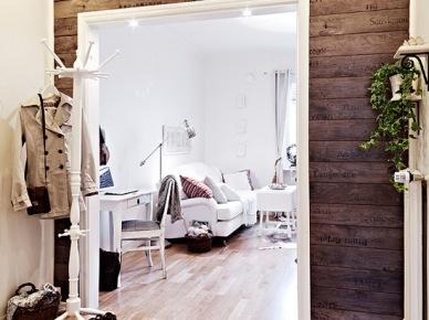 wyjątkowo miłe i nastrojowe mieszkanie - to jednopokojowe, małe mieszkanie ma duszę i wyśmienity nastrój, trochę z wiejską nutką, - to styl rustykalny w skandynawskim wydaniu. Drewniane białe meble, to typowy skandynawski styl - proste, solidne i z naturalnego drewna....