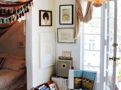 Jak urządzić małe mieszkanie - 11 inspirujących pomysłów:)