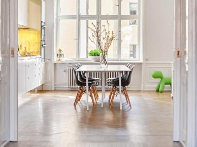 Duża kuchnia - Swedish Apartment (3036)