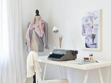 Pomysł na kącik z biurkiem (20640)