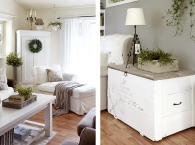 Salon w kolorze beżowym, kremowym i białym? | Lovingit (10900)