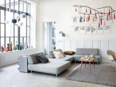 Urocze mieszkanie w skandynawskim stylu z industrialnymi elementami - wymarzone!:)