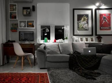 Gdzie rozmieścić oświetlenie w małym salonie ? (19602)
