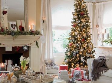 kochacie tradycyjne choinki - duże, zielone i naturalne ? zapraszam na mały przegląd pięknie ubranych, świątecznych...