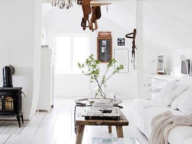 Salon w rustykalnym stylu (6547)