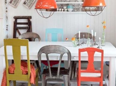 11 inspirujących pomysłów na jadalnię w stylu eklektycznym | Lovingit (15728)