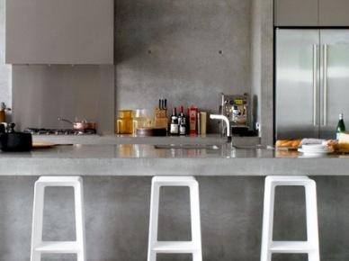 11 inspirujących pomysłów na krzesła barowe w kuchni – aranżacje wnętrz z wyspami kuchennymi | Lovingit (15609)