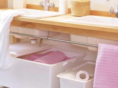 Miejsce na ręczniki w łazience (16316)