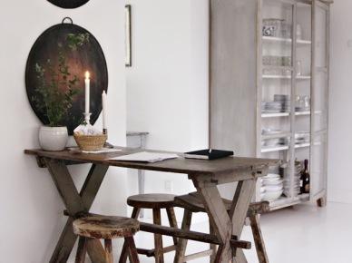 Jak ciekawie urządzić jadalnię, czyli inspiracje i pomysły ze stołami, które dekorują dom - cz.1
