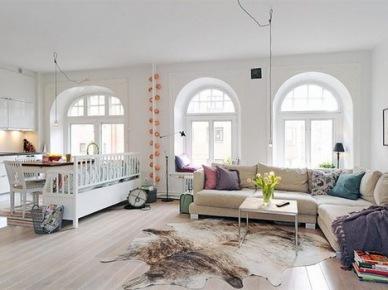 Jak urzadzic salon w stylu skandynawskim (20412)