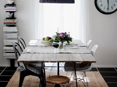 11 inspirujących pomysłów na jadalnię w stylu eklektycznym | Lovingit (15730)
