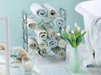 Miejsce na ręczniki w łazience (16313)