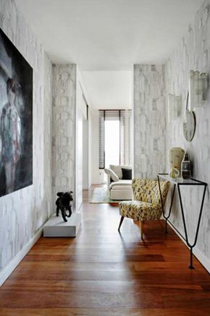 berli ski apartament elegancja lat 50 tych zdj cie w serwisie 6071. Black Bedroom Furniture Sets. Home Design Ideas