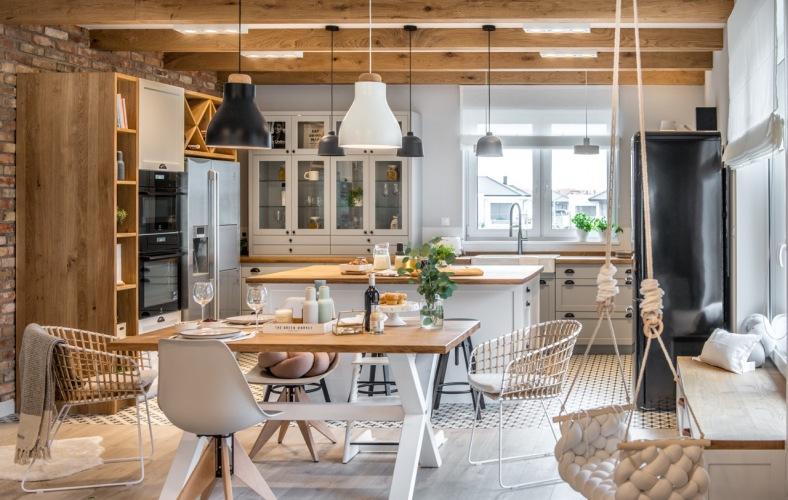 Jak wygląda nasza kuchnia w nowym domu?