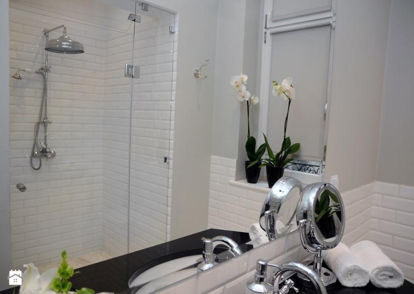 Białe Kafle W łazience Zdjęcie W Serwisie Lovingitpl 42904
