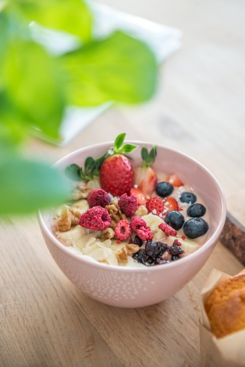 Smoothie bowl z owocami (55538)