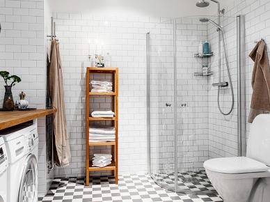 Tag łazienka W Stylu Skandynawskim