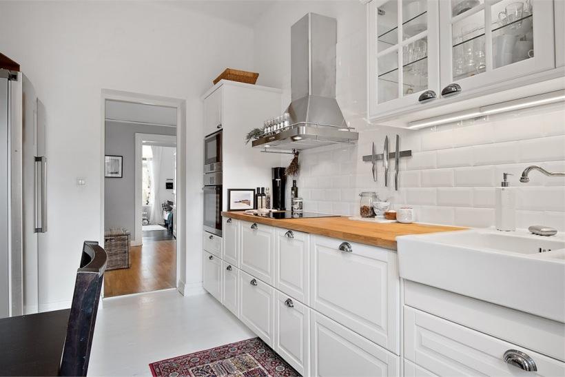 Aranżacja Białej Kuchni Zdjęcie W Serwisie Lovingitpl 48799