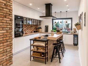 Drewniany Blat W Kuchni Tag Zdjęcia Lovingitpl