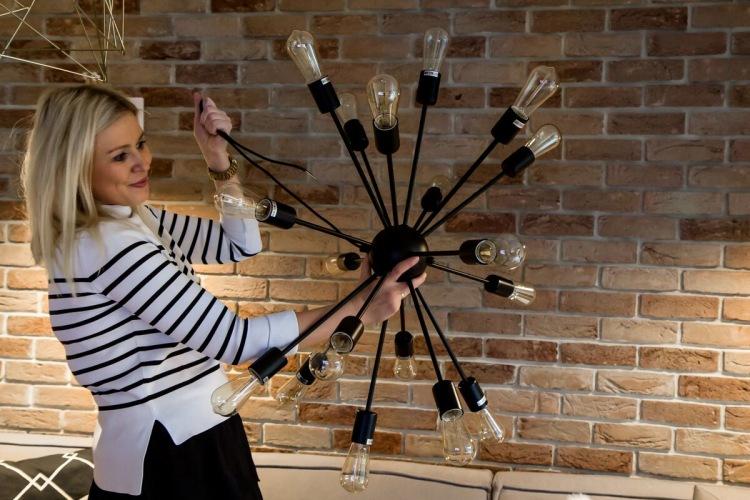 Jak dobrać oświetlenie do wnętrza i gdzie kupować lampy za nieduże pieniądze :)