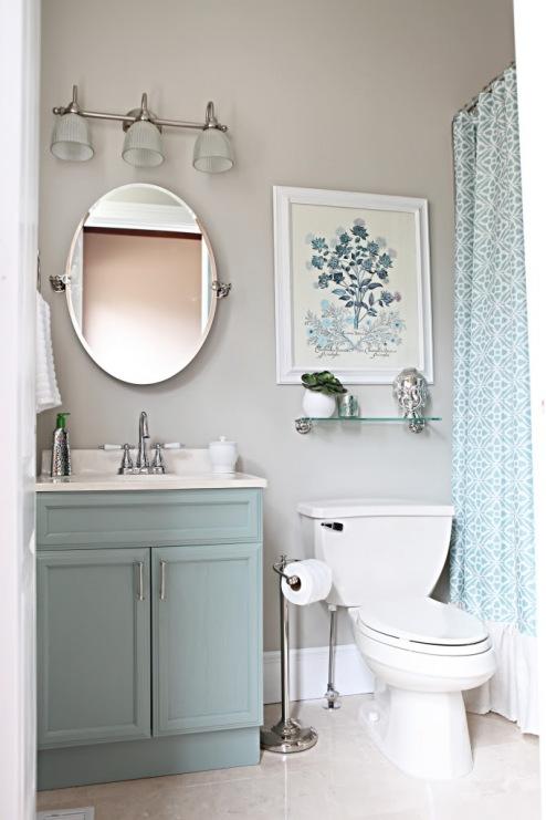 łazienka W Kolorze Turkusowym Aranżacja I Pomysł