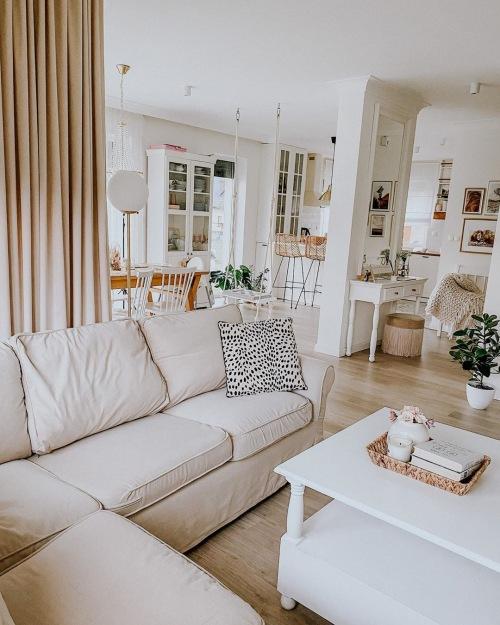 Mieszkania tygodnia z Instagramu - Sonka Kamińska! Jest moc!
