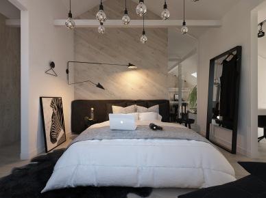 Leżanka Pod Oknem W Sypialni Zdjęcie W Serwisie Lovingit