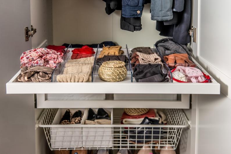 Jak Zorganizować Garderobę Dla Czteroosobowej Rodziny Na Jesień
