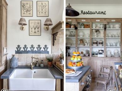 Pomysł Na Letnią Kuchnię W Ogrodzie Z Małym Zdjęcie W