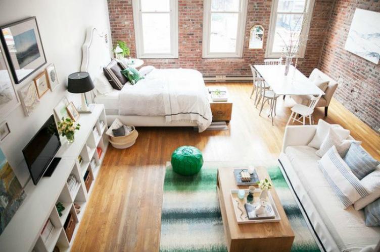 Inspirujące pomysły na aranżację małego mieszkania!