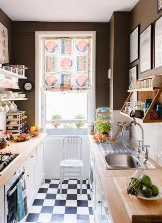 Jak Urządzić Wąską I Małą Kuchnię Galeria Pomysłów