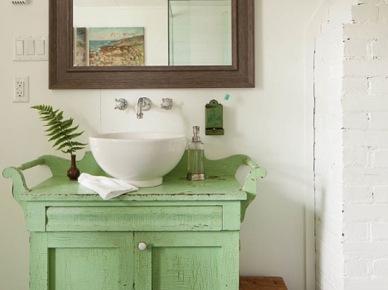 Tag Kolorowa Podłoga W łazience