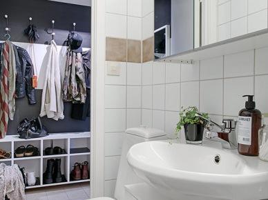 Tag Biała łazienka Z Garderobąłazienka Połączona Z Garderobą
