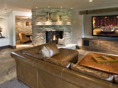 Basement Design, Pictures, Remodel, Decor and Ideas (105)