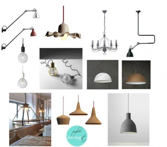 Inteligentny Lampy do kuchni,rustykalne lampy,industrialne - zdjęcie w serwisie VQ74