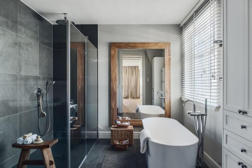Aranżacja Eleganckiej łazienki Zdjęcie W Serwisie Lovingit