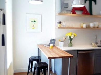 Pomysł Na Mały Stół W Kuchni Zdjęcie W Serwisie Lovingit
