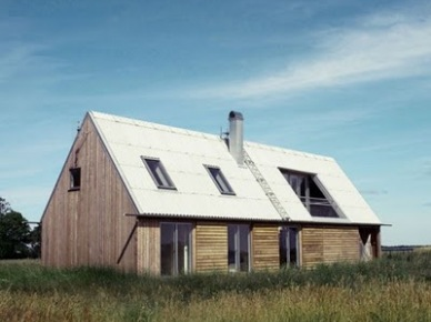 Scandinavian Retreat: architecture (2241)