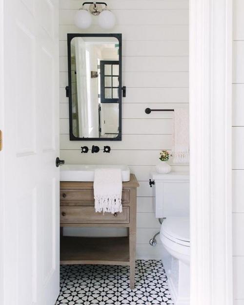 Jakie kolory są najlepsze do małych łazienek?