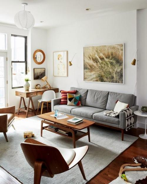 Jak urządzić praktyczny i przytulny salon, czyli 7 najpopularniejszych błędów w aranżacji mieszkania :)