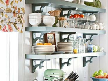 Pomysłowe Półki W Kuchni Tag Zdjęcia Lovingitpl