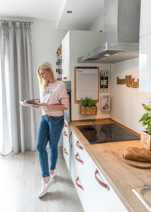 10 sprytnych pomysłów, aby uporządkować mieszkanie (I jeden, który skradł moje serce)