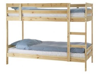 Tag Piętrowe łóżko Ikea